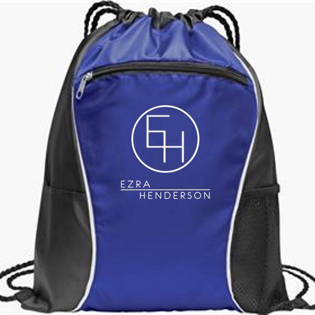 Ezra Henderson Logo Bag
